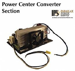 PARALLAX PWR 081-7155-000 7100 Series Converter Replacement 55 Amp