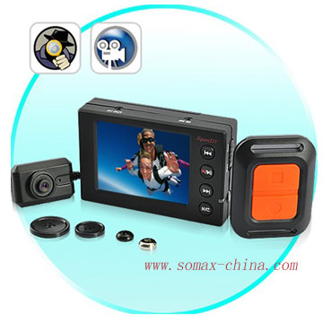 2.5 Inch LCD Portable Surveillance DVR