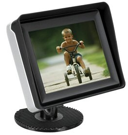 3.5 inch Car Stand Alone Monitor w/ Audio