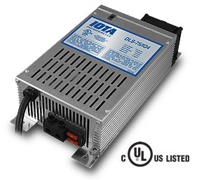 DLS-75 75 Amp Power Supply/Charger