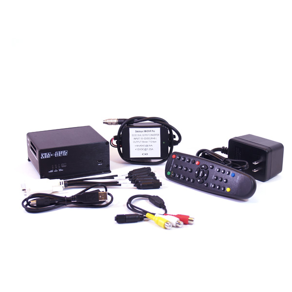 XM-DVR Pro Base Kit