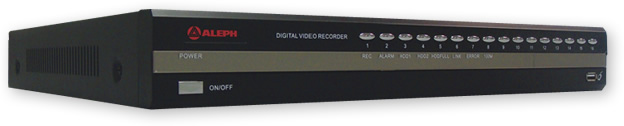 Aleph DX 16 DVR