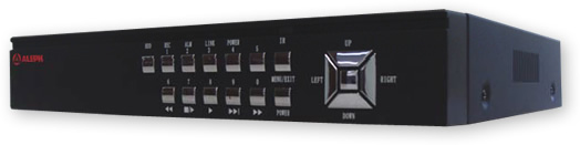 Aleph DX 8 DVR
